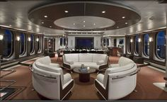 Inside Luxury Mega Yachts
