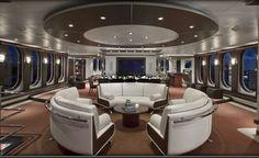 Inside Luxury Mega Yachts