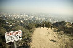 Runyon Canyon Trail - Los Angeles, CA