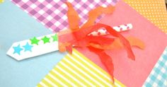 How to make rocket straws from Child Inner Fun. Great for a kids' birthday party craft too!