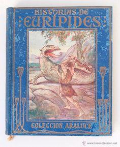 Historias de Eurípides - Colección Araluce 1936 - Foto 1