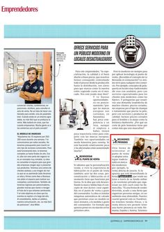 Aparición de Pippa&Jean en la revista online Emprendedores. #moda #modamujer #prensa #joyas #bisuteria #pippajeans #pippaandjeans #revista #periodico #tv