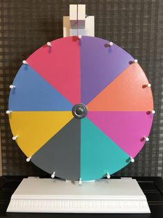 LuLaRoe Prize Spinning Wheel by SommerDayzTreasures on Etsy Lularoe Games, Lularoe Party, Spinning Wheel Game, Origami Templates, Box Templates, Buying First Home, Prize Wheel, Vendor Events, Circus Theme