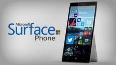 Microsoft Surface phone with a metal body  new patent