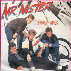 "45rpm singles on Ebay - 50% of all proceeds from 7"" 45rpm sales got to Great Ormond Street Children's Hospital. Mr.Mister - Broken Wings 45rpm Vinyl Single"