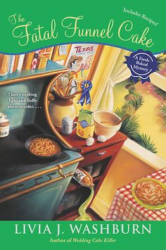The Fatal Funnel Cake by Livia J. Washburn at Sony Reader Store