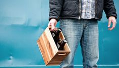 Growler Crate: TWO SEATER