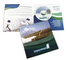 Dossiê Impermear - Cliente: Impermear Soluções em Impermeabilização
