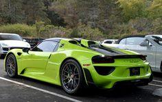 Foto: Porsche 918 Spyder