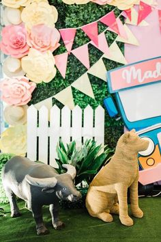 This Filipino-themed birthday party is what you need to see today! Dinosaur Birthday Party, Birthday Party Themes, Birthday Ideas, Filipino, Star Centerpieces, Fiesta Theme Party, Pennant Banners, Backdrops For Parties, Summer Parties