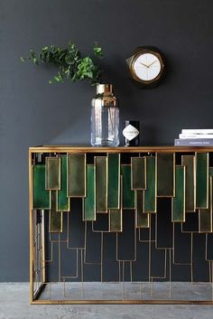 Skyline Console Table from Rockett St George