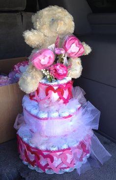 Duchess' Baby Shower Hearts, Hearts, Hearts