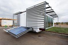 © Jason Flakes / U.S. Department of Energy Solar Decathlon