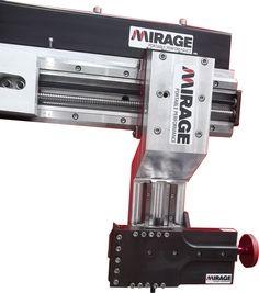 Heat Exchanger Back Facing Kit - Manual » Flange Facing Accessories » Portable Machine Tools » Mirage Machines