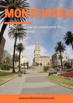 A Plaza Independencia é uma das mais bonitas de Montevidéu. Fica na saída da Ciudad Vieja e é considerada o centro da cidade. Montevideu é uma cidade cheia de atrações e nesse post tem muitas dicas! We Are The World, A Whole New World, Places To Travel, Travel Destinations, Places To Go, Montevideo, Uruguay Tourism, Jet Lag, Europe