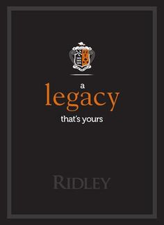 Ridley College viewbook series by Turnaround Marketing Commuications