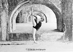 dance. flexibility. splits. ballet. #photography black and white