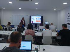Hem treballat molt al #Workshop de #MarcaPersonal i #LinkedIn per fer #negoci a #Calafell - Departament de Treball Ajuntament de Calafell - Ajuntament de Calafell Enhorabona nois!!! Ara a practicar moooooolt   #CeliaHil #Empresa #Penedès #Zenit #BaixPenedès #Garraf #Formació #Tarragona #Emprenedor #Empresari #Emprenedoria #XXSS #XarxesSocials #VilarencZenit #CinemaIris #RRSS #SM #Marketing #PersonalBranding
