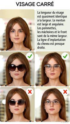 Les lunettes desoleil nesont pas seulement unaccessoire majeur : elles protègent aussi nos yeux des rayons nocifs, réduisent lafatigue etcomplètent harmonieusement unlook. Pourvu qu'elles soient bien choisies, évidemment.Sympa-sympa.com adécidé detemontrer comment choisir tes lunettes desoleil enfonction delaforme deton visage, etdet'aider àrepérer les bons modèles. Àlafin del'article, tutrouveras unbonus.