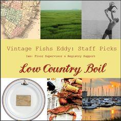 Check out Ian's virtual dinner party here: http://pinterest.com/fishseddy/vintage-fishs-eddy-ians-picks/