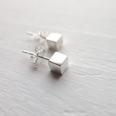 Cube Studs