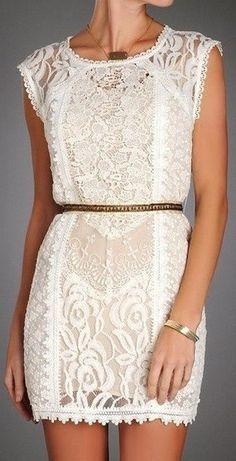Короткое свадебное платье Lipanoy