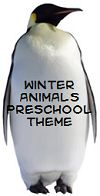 Preschool Winter Animals Theme: Polar Bears, Penguins and Winter..oh, my! Teach young children about these two popular winter animals.