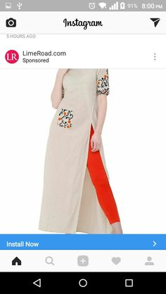 Suits For Women, Clothes For Women, Kurta Style, Frock Dress, Dress With Cardigan, Casual Chic Style, Fashion Sewing, Indian Designer Wear, Ethnic Fashion