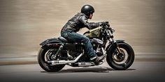 Harley-Davidson Forty Eight - Love the riding position!!