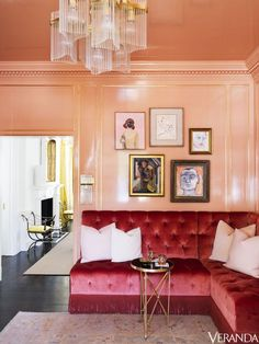10 Enchanting Rooms that Buck Color Trends
