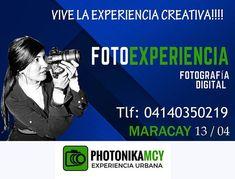 Vive la FotoExperiencia junto a @carlotajonesphotography de @photonikamcy  este 13/04.  Maracay se llena de imágenes a través de tu lente. .  Síguela y entérate:  @photonikamcy  @photonikamcy  @photonikamcy.  #publiciudadmcy #revistadigital #publicidad #taller #fotografia #imagen #fotoexperiencia #emprendedores #abril #lasdelicias #elbosque #ellimon #basearagua #centro #labarraca #parquearagua #urbelcentro #turmero #cagua #maracay #aragua