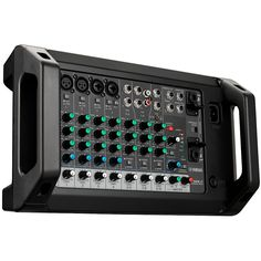 Yamaha Powered Mixer with Dual 250 Watt Amp-thumbnail Passive Speaker, Cable Drum, Sound Engineer, Creative Labs, Phantom Power, Small Cars, Digital Technology, Halle, Yamaha