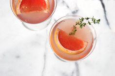Esoteric Events | Signature Cocktail: Sunrise Kiss Martini