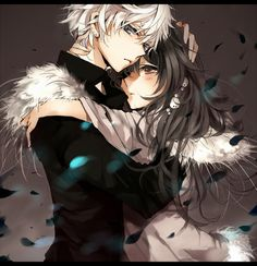 Imagem de anime, couple, and manga