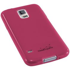 Devicewear Samsung Galaxy S 5 Simplysafe Case (red)