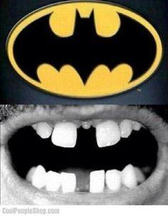 Twitter / CoolPeopleShop: Batman