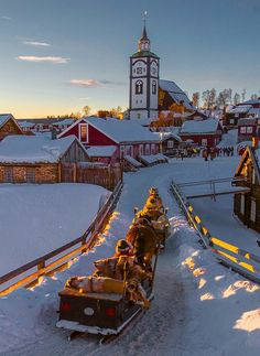 Image may contain: sky and outdoor Norway Sweden Finland, Fort Collins, Christmas Images, Old Town, Big Ben, Times Square, Paradise, Fair Grounds, Sky