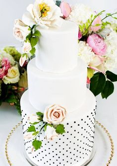 Classic colors and traditionally styled wedding cakes are perfect for a simple or vintagewedding. Yes, these cakes feature classic styles, but their understated details provide fora stunning wedding feature. Check out these cakes and get inspired for you classic yet beautiful wedding! Featured Cake: Whipped Bakeshop Featured Cake: The Cocoa Cakery Featured Cake: Sweet On […]