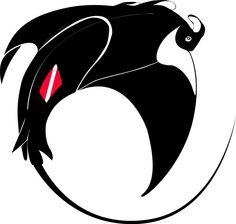 manta ray tattoo - Google Search