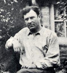 Portrait d'Eugène Atget