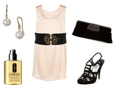 Red carpet outfit inspired by Emma Watson