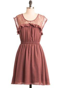 Shy Rose Lullaby Dress | Mod Retro Vintage Dresses | ModCloth.com - StyleSays