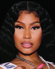 Nicki Minaj Makeup, Nicki Minaj Barbie, Nicki Minaj Wallpaper, Dope Makeup, Makeup Looks, Makeup Inspo, Beyonce, Nicki Minaji, Nicki Baby
