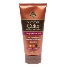 Which Self Tanners Are Worth the Buy?: Banana Boat Sunless Summer Color Self Tanning Lotion, $8.50