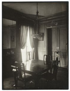 Victorian edwardian interior photographs pictures on - Lustre salle a manger ...