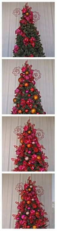 1000 Images About Christmas Trees By Show Me Decorating