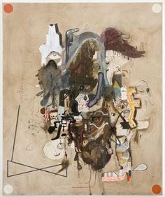 Michael Bauer paintings at Booooooom.com