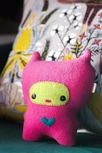 Bethnal Green - a little pink fella