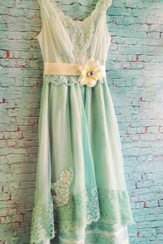 Reserved for Allesia pale seafoam aqua by mermaidmisskristin, $175.00