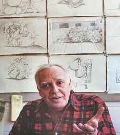 Philip Guston. A painter who found his artistic voice by turning his back on critical success.